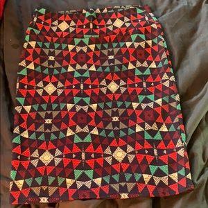 Medium Cassie Skirt LuLaRoe